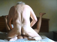 30yo fucks 77yo in resort alone